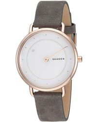 Skagen - Horizont Special Edition Rotating Diamond - Skw2739 (gray) Watches - Lyst