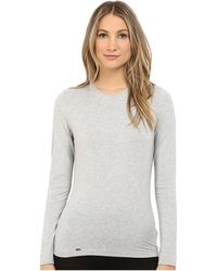 La Perla - New Project Long Sleeve Tee (black) Women's T Shirt - Lyst