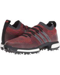 3f01a18dcae72 adidas Originals - Tour360 Knit (red black grey) Men s Golf Shoes -