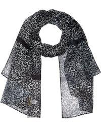 MICHAEL Michael Kors - Wavy Leopard Stripes Oblong - Lyst