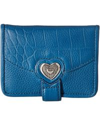Brighton - Belisimo Heart Small Wallet - Lyst