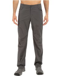 Columbia - Silver Ridge Stretchtm Pants (grill) Men's Casual Pants - Lyst