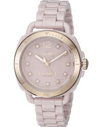 COACH - Tatum - 14502754 (blush) Watches - Lyst