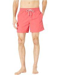 7ba2e6e758 Polo Ralph Lauren - Nylon Traveler Swim Shorts (baby Blue) Men's Swimwear -  Lyst