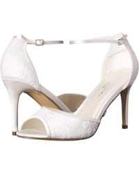 9801389cc02 Paradox London Pink - Kingsley (ivory) Women s Shoes - Lyst