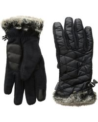 Columbia - Heavenly Gloves (dark Plum) Extreme Cold Weather Gloves - Lyst