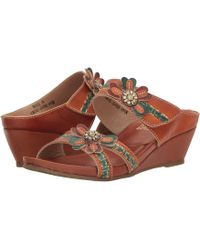 Spring Step - Bacall (camel) Women's Shoes - Lyst