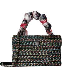 6833f255c172 Kurt Geiger - Kensington Tweed Shoulder Bag (multi other) Handbags - Lyst
