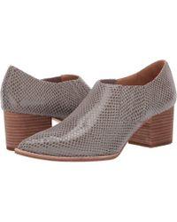 Bill Blass - Tina (dove Grey) Women's Shoes - Lyst