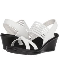 Skechers - Rumblers - Solar Burst (black/black) Women's Shoes - Lyst