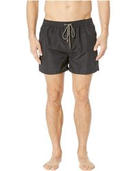 e1d31787ed Paul Smith - Classic Swim Shorts (black) Men's Swimwear - Lyst