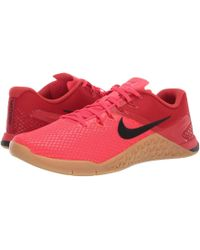 Nike Metcon 4 Xd - Red