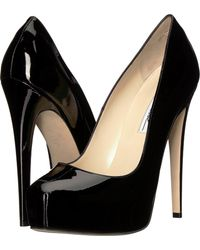 Brian Atwood - Maniac (cappuccino Nude Patent) Women's Shoes - Lyst