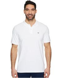 Vineyard Vines - Stretch Pique Solid Polo & Contrast Whale - Lyst