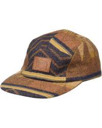 Pendleton - Jacquard Thomas Kay Baseball Hat (winding River Slate) Caps - Lyst