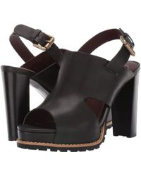 See By Chloé - Sb32141a (rust/copper Natural Calf) Women's Shoes - Lyst