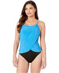Magicsuit - Solid Lisa One-piece (azure) Women's Swimsuits One Piece - Lyst