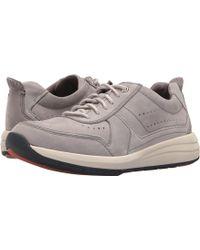 Clarks - Uncoast Form (grey Combination) Men's Shoes - Lyst