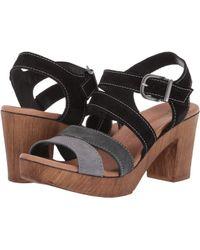 6141cfd84196 Eric Michael - Jamie (blue Combo) Women s Shoes - Lyst
