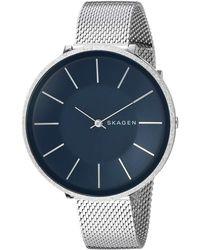 Skagen - Karolina - Skw2725 (silver) Watches - Lyst