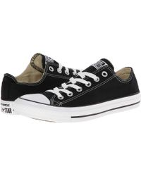 Converse - Chuck Taylor(r) All Star(r) Core Ox (navy) Classic Shoes - Lyst