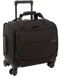 Briggs & Riley - Baseline Carry-on Cabin Spinner (black) Carry On Luggage - Lyst