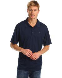 Ariat - Tek Polo (true Crimson Stripe) Men's Short Sleeve Pullover - Lyst
