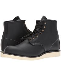 Red Wing - 6 Rover Round Toe (copper Rough And Tough) Men's Lace-up Boots - Lyst