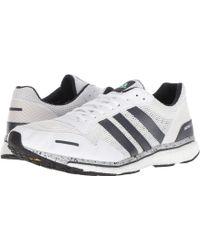 adidas Originals - Adizero Adios 3 (hi-res Red/black/bright Blue) Men's Shoes - Lyst