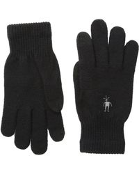Smartwool - Liner Glove (silver Gray Heather) Liner Gloves - Lyst