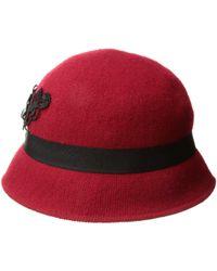 Betmar - Mindenhall (true Red) Caps - Lyst