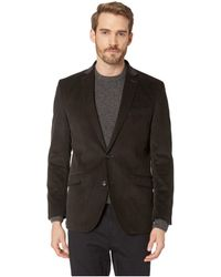 Kenneth Cole Reaction - Unlisted Corduroy Sportcoat (black) Men's Jacket - Lyst