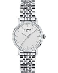 Tissot - Everytime Small - T1092101103100 (silver/grey) Watches - Lyst