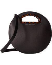 Loeffler Randall - Indy Circle Crossbody (forest) Cross Body Handbags - Lyst