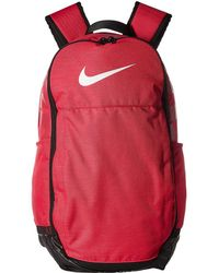 Nike - Brasilia Extra Large Backpack (midnight Navy/black/white) Backpack Bags - Lyst