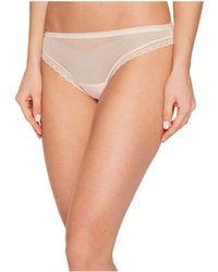 On Gossamer - Next To Nothing Hip Bikini G1110 (white) Women's Underwear - Lyst