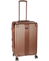 Kenneth Cole Reaction - Tribeca - 24 Expandable 8-wheel Upright (black) Luggage - Lyst