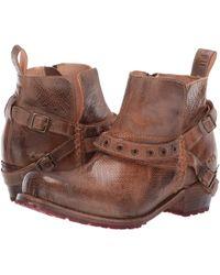 Bed Stu - Georgia (taupe Rustic Rust Bfs) Women's Boots - Lyst