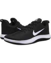 99e052eca6bf Nike - Fly.by Low (black white) Men s Basketball Shoes - Lyst