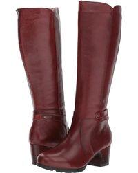 Jambu - Chai (black Full Grain Tumbled Leather) Women's Boots - Lyst