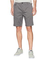RVCA - Control Oxo Shorts - Lyst