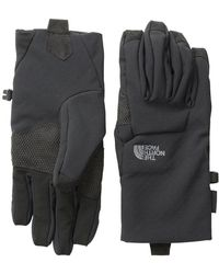 The North Face - Women's Apex Etiptm Glove (tnf Black) Extreme Cold Weather Gloves - Lyst