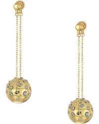 House of Harlow 1960 - Mod Dangle Earrings (silver) Earring - Lyst