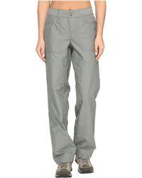 The North Face - Horizon 2.0 Pants (granite Bluff Tan Heather) Women's Casual Pants - Lyst