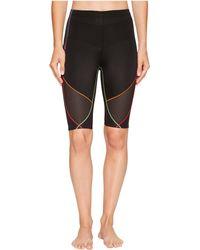 39e091c34ae CW-X - Stabilyx Ventilatortm Short (black rainbow) Women s Shorts - Lyst
