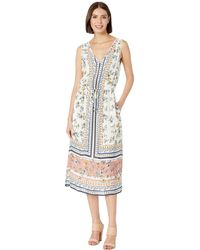 df45b0bb910 Lucky Brand - Olivia Dress (multi) Women s Clothing - Lyst