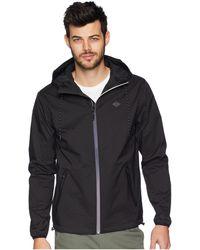 Rip Curl - Shojan Anti Series Jacket (black) Men's Clothing - Lyst