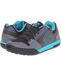 Five Ten - Freerider Contact (shock Green/onix) Women's Shoes - Lyst