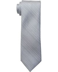 Kenneth Cole Reaction - Fine Line Dot (grey) Ties - Lyst