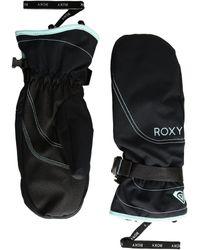 Roxy | Jetty Solid Mitt | Lyst